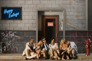 ABC cancels Happy Endings. Will USA pick it up?