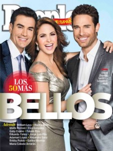 People announced 50 Most Beautiful Hispanic Celebrities for 2013!