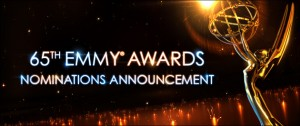 Complete List of 65th Emmy Nominations on 2013