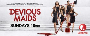 Lifetime renews Devious Maids for second season