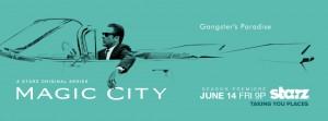 Starz cancels Magic City