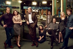 HBO renews The Newsroom for season three