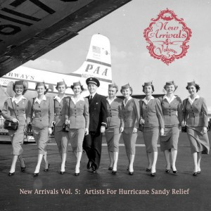 New Arrivals Vol 5: Artists for Hurricane Sandy Relief album review
