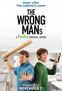 Hulu Originals adds The Wrong Mans to its lineup