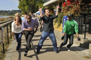 Best Quotes and Moments from Psych The Musical
