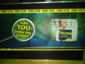 CSI, The Experience in Orlando Florida review