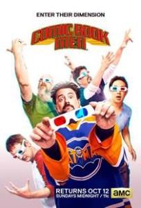 Comic Book Men premieres season four October 12 on AMC
