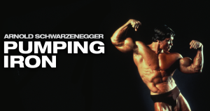 Arnold Schwarzenegger Pumping Iron HD Giveaway
