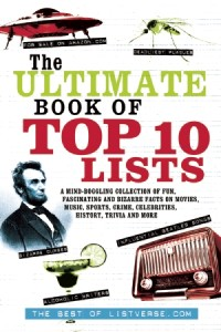 The Ultimate Book of Top Ten Lists Book Review
