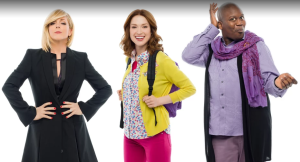 .@Netflix Unbreakable Kimmy Schmidt review: A as in awesome