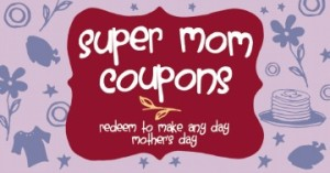 Super Dad Coupons and Super Mom Coupons review