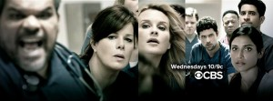 Code Black review: Thank God for Marcia Gay Harden