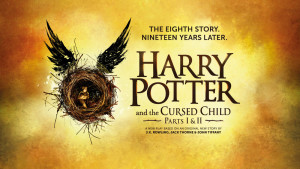 New Official #HarryPotter Story: Harry Potter and The Cursed Child