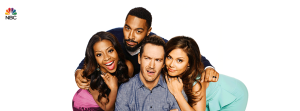 Sitcom: Truth Be Told premieres October 16th on NBC