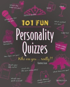 101 Fun Personality Quizzes Book Review