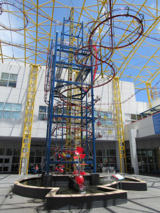 Visiting Museum of Discovery and Science in Fort Lauderdale