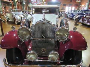 Visiting Antique Car Museum – Packard Museum in Fort Lauderdale