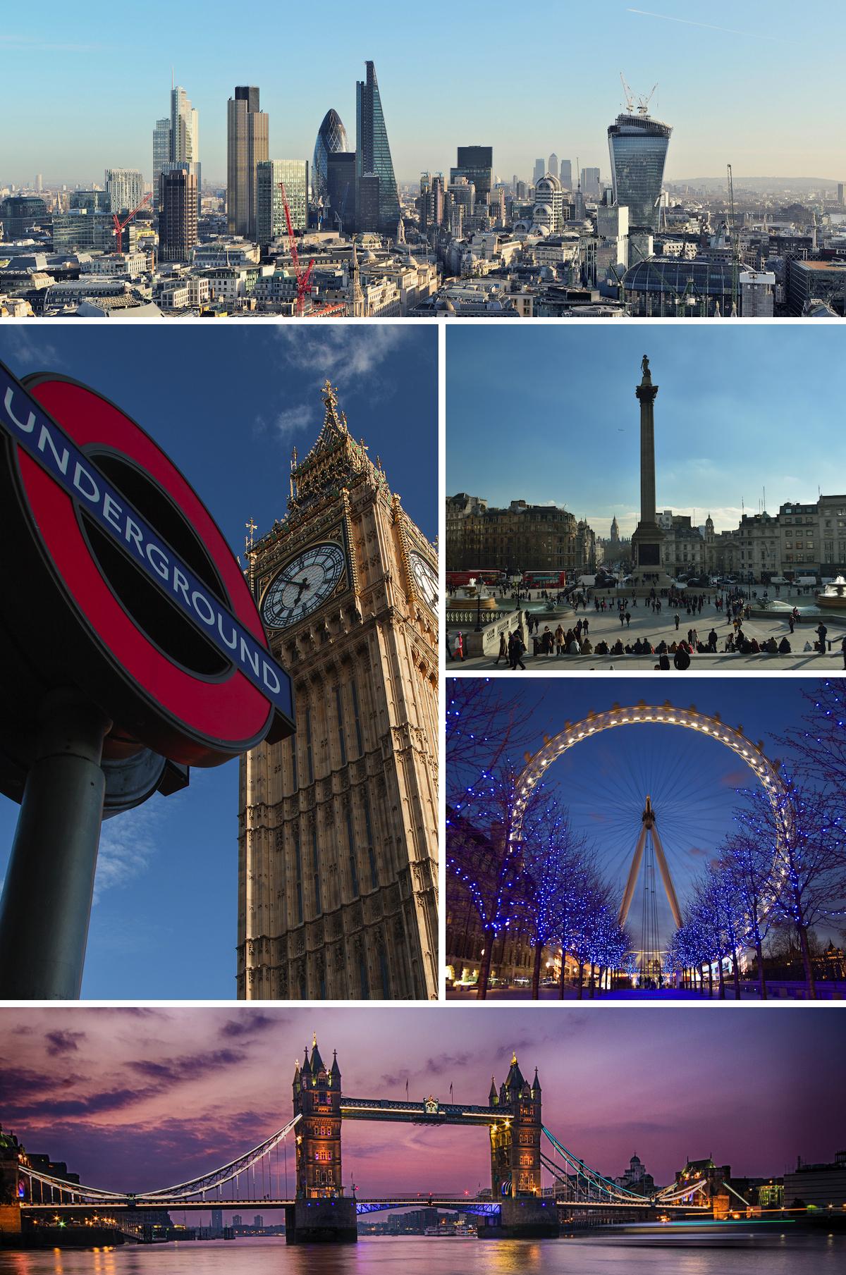 3 of the UK's best city breaks